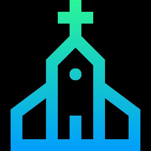 kirche  kostenlos Icon