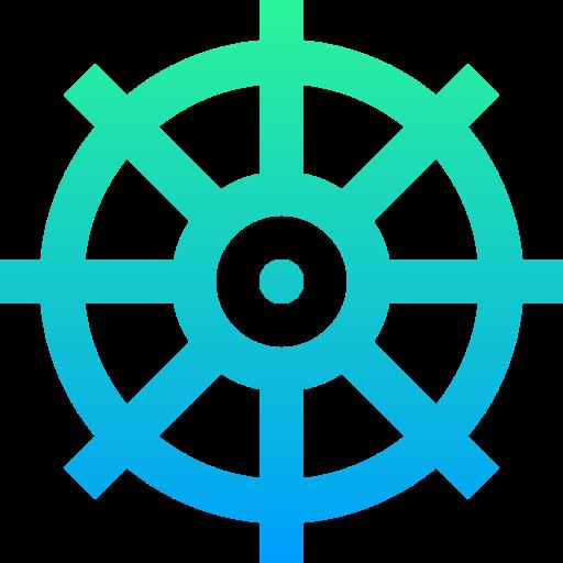 dharma-rad  kostenlos Icon