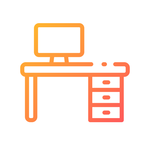 Home office  free icon