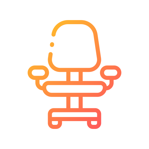 Office chair  free icon