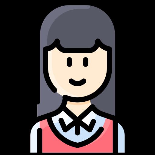 Girl  free icon