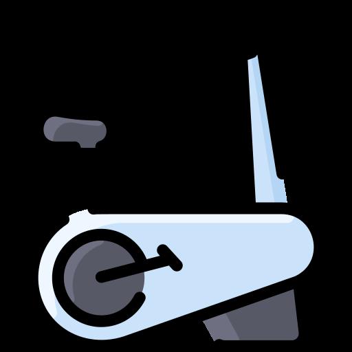 Stationary bike  free icon