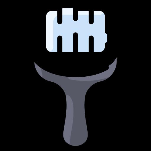 Facial roller  free icon