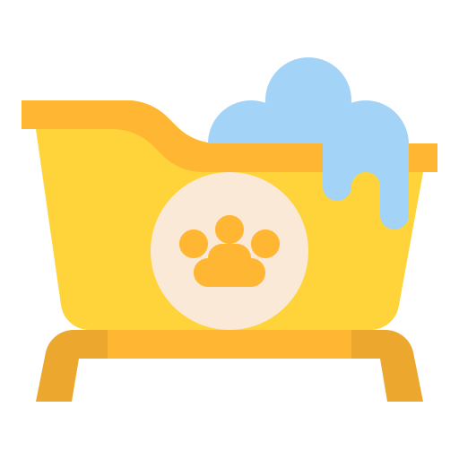Bathtub cleaning  free icon
