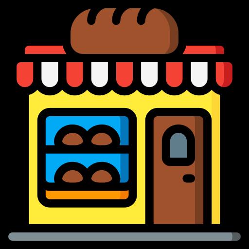 boulangerie  Icône gratuit