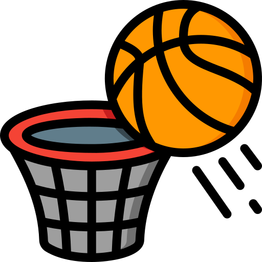 basketball  Icône gratuit