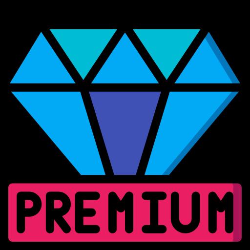 Gem  free icon