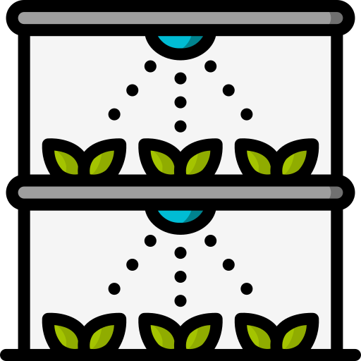 sprinklers  grátis ícone