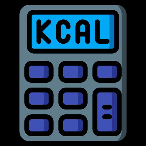 Calories calculator  free icon