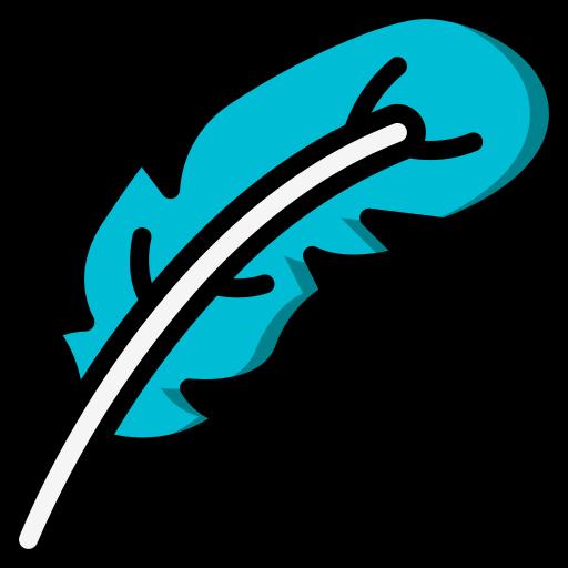 pluma  grátis ícone