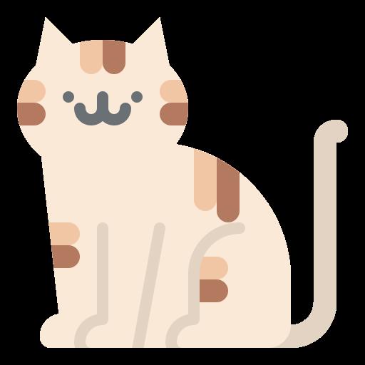 Cat  free icon