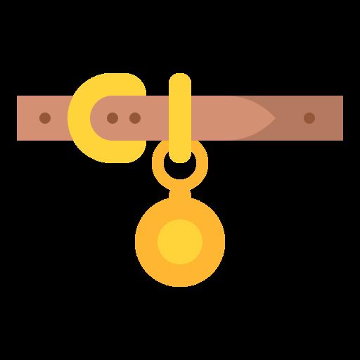 Collar  free icon