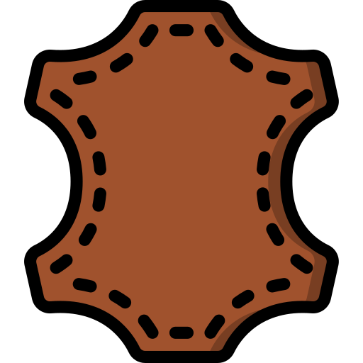 couro  grátis ícone