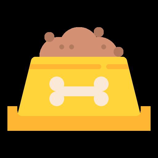 Dog bowl  free icon