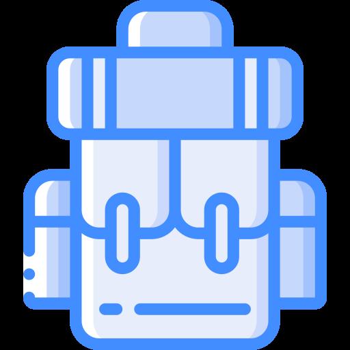 sac à dos  Icône gratuit