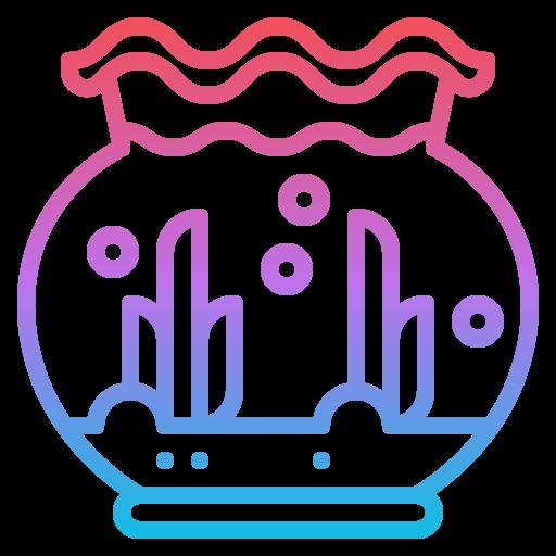 Fish tank  free icon