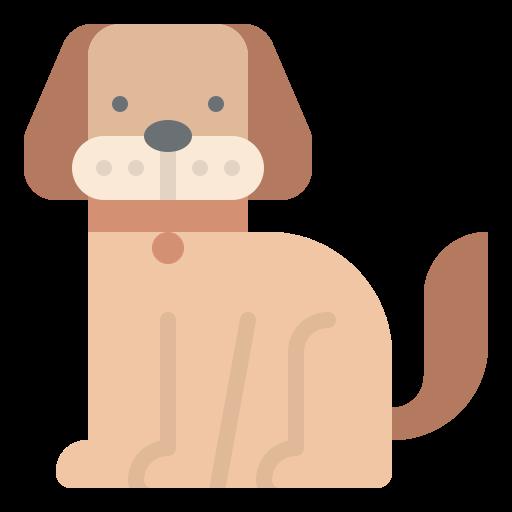 Dog  free icon