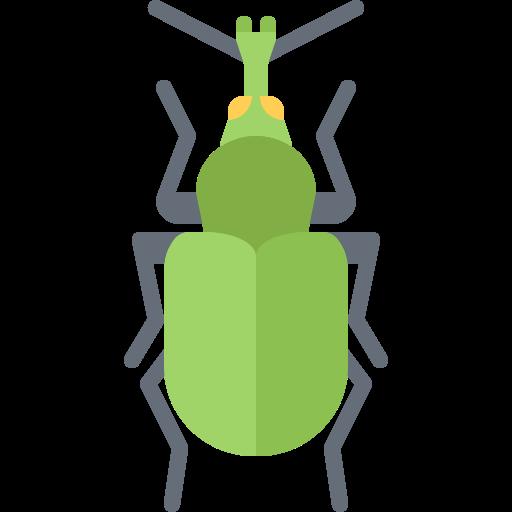 escarabajo  icono gratis