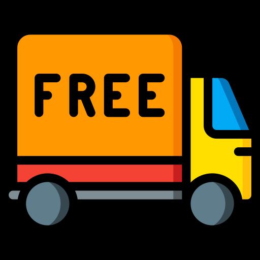 caminhão de entrega  grátis ícone