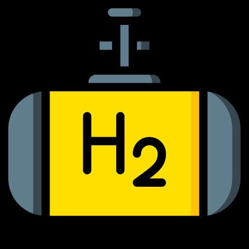 hidrogênio  grátis ícone