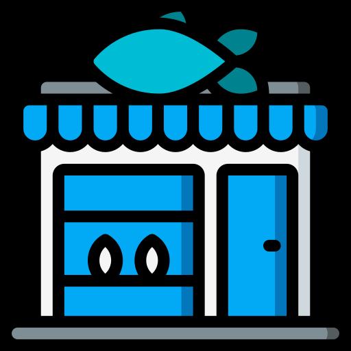 loja de peixes  grátis ícone