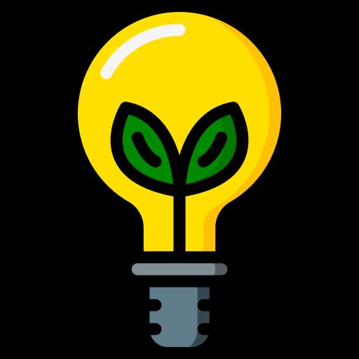 lâmpada elétrica  grátis ícone