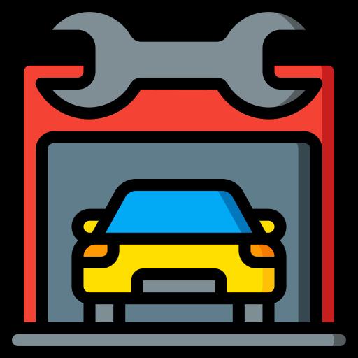 garagem  grátis ícone