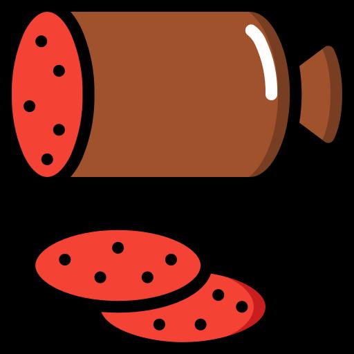 pepperoni  grátis ícone