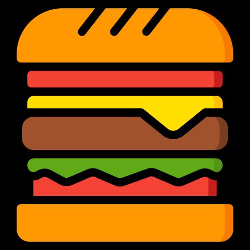 hambúrguer  grátis ícone