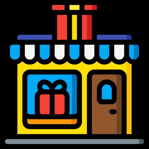 loja de presentes  grátis ícone
