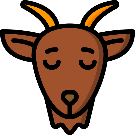 cabra  grátis ícone