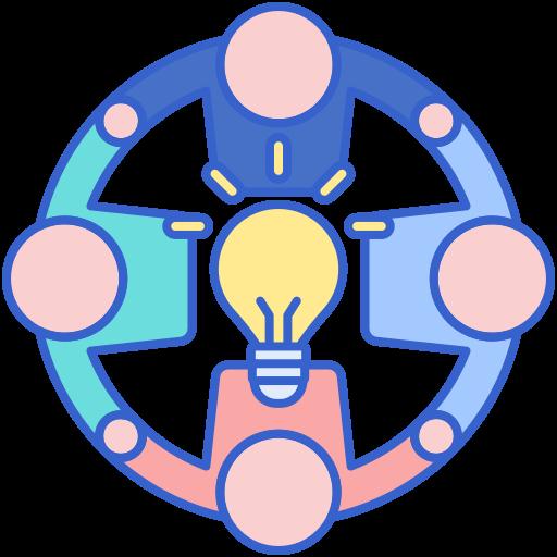협동  무료 아이콘