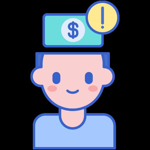 Financial advisor  free icon