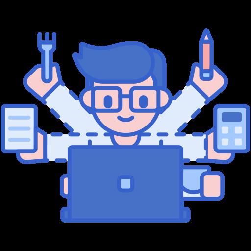 multitarefa  grátis ícone