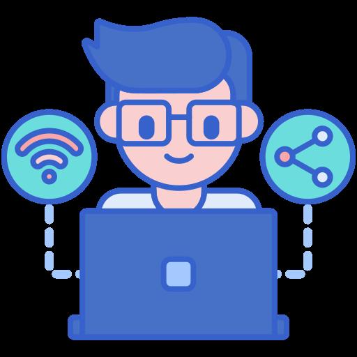 support technique  Icône gratuit