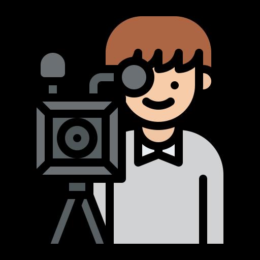 Recording  free icon