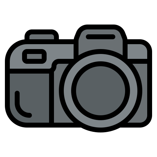 appareil photo  Icône gratuit