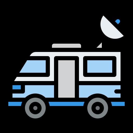 Van car  free icon