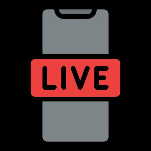 Live news  free icon
