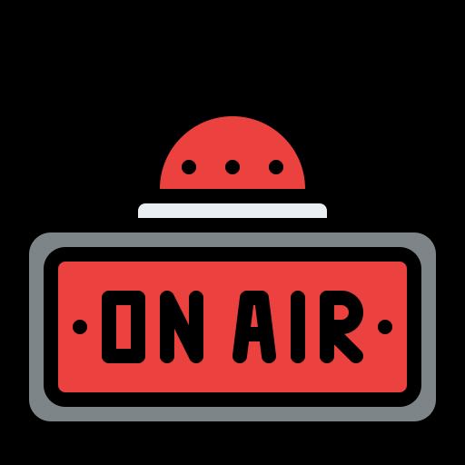 On air  free icon