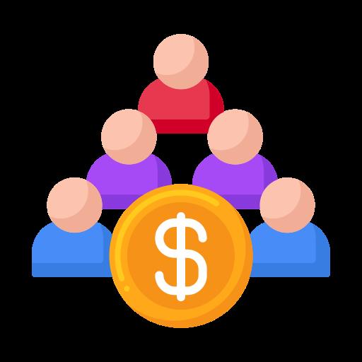 affiliate-marketing  kostenlos Icon