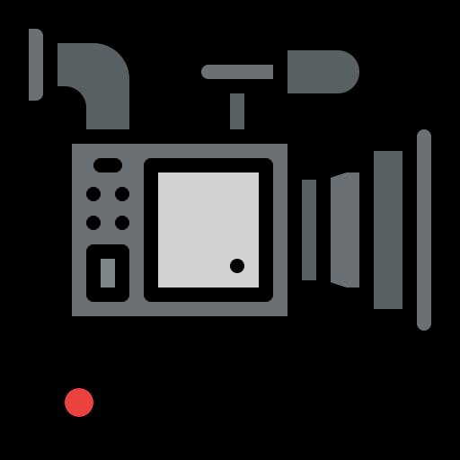 Video recording  free icon