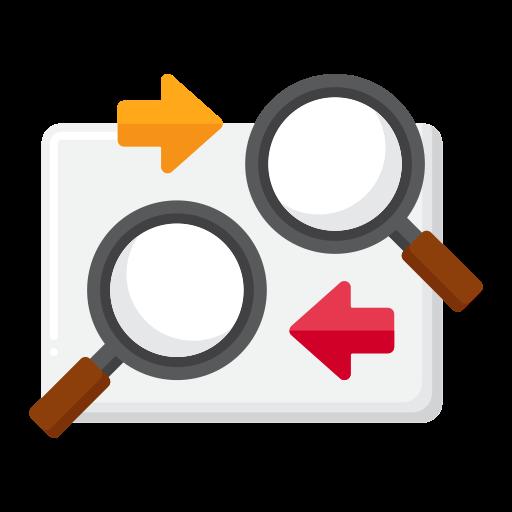 analysieren  kostenlos Icon
