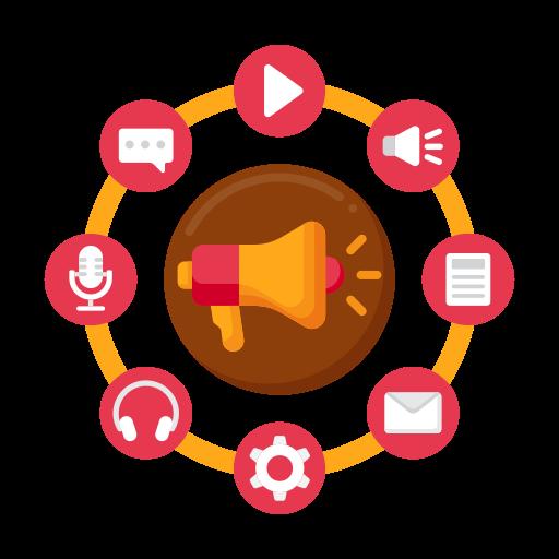 marketingagentur  kostenlos Icon