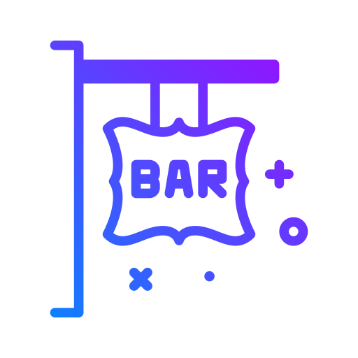 barra  grátis ícone