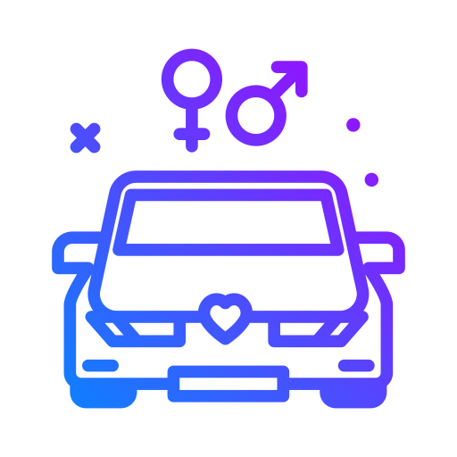 auto  Icône gratuit