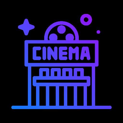 cinema  grátis ícone