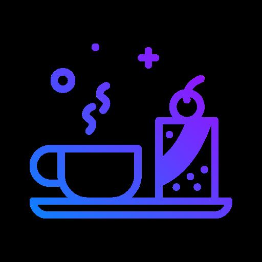 pausa para o café  grátis ícone