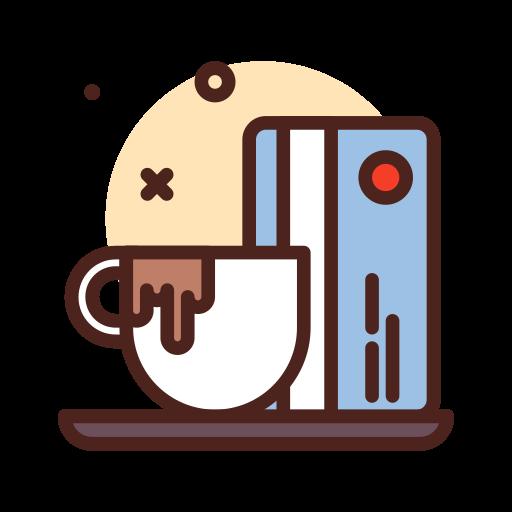 chocolate quente  grátis ícone