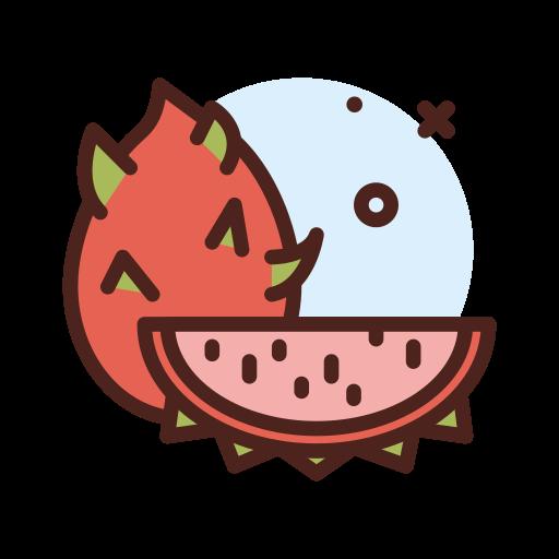 fruta do dragão  grátis ícone
